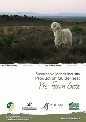 MSA Sustainable Mohair Production Guidelines 2016-2017